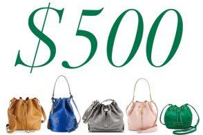 5 Under $500: Bucket Bags