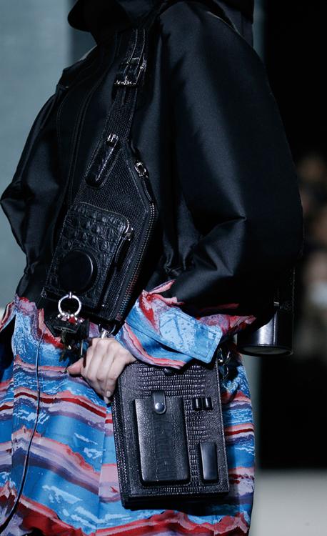 Alexander Wang Fall 2014 Handbags 10