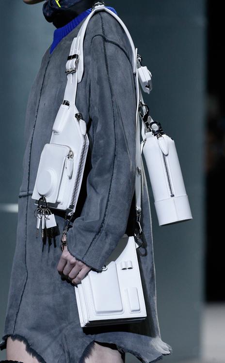 Alexander Wang Fall 2014 Handbags 13