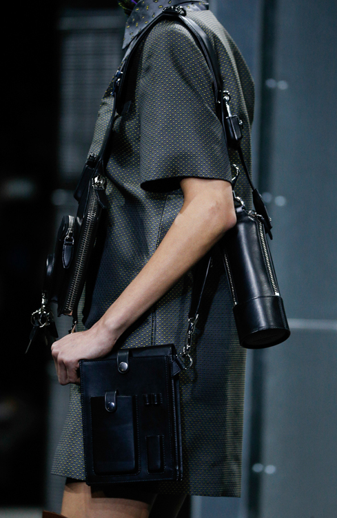 Alexander Wang Fall 2014 Handbags 2