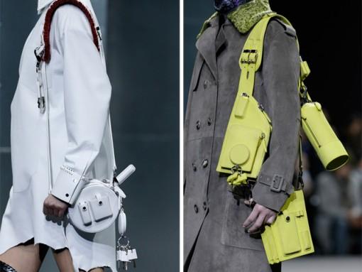Alexander Wang Fall 2014 Handbags