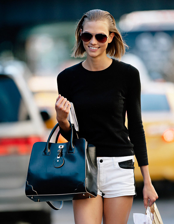 Best Bags of Spring 2014 Fashion Week Street Style-2