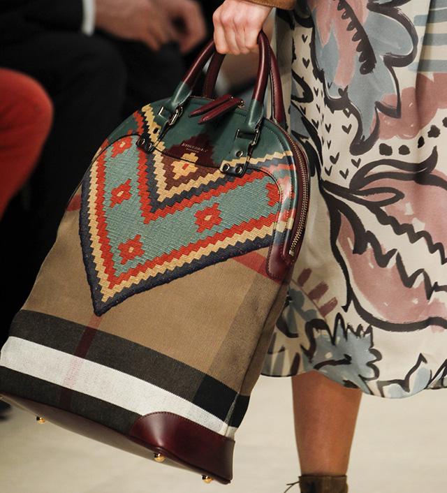 Burberry Fall 2014 Runway Bags 15
