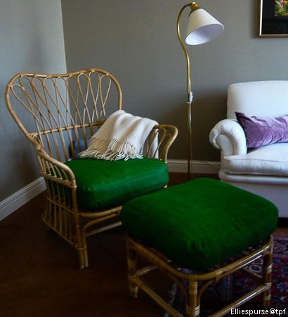 Cain Chair
