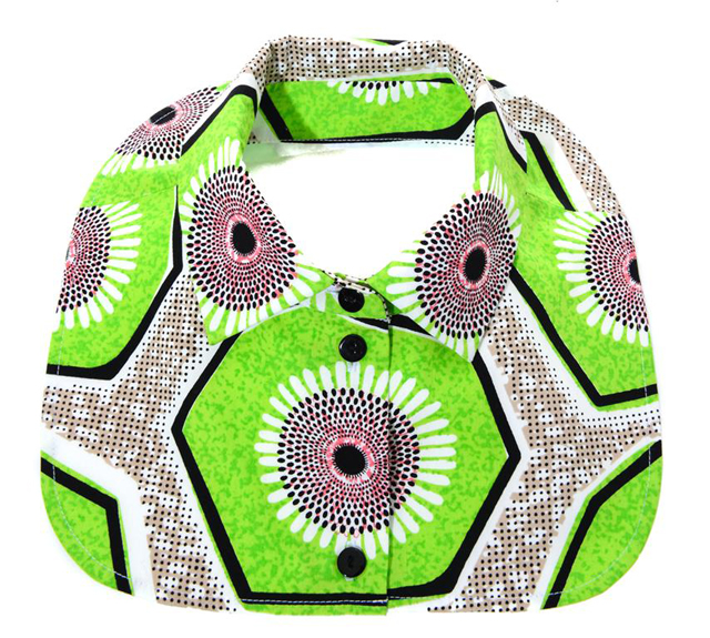 Carven Kiwi Print Collar