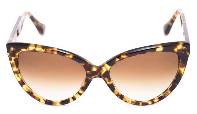 Dita Eclipse Cat Eye Sunglasses