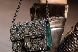 Dolce & Gabbana's Fall 2014 Bags Might Be Peak Dolce