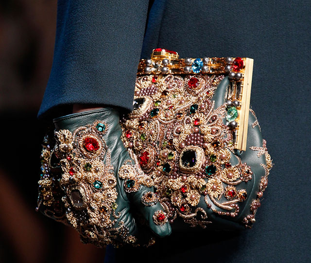 Dolce and Gabbana Fall 2014 Handbags 21