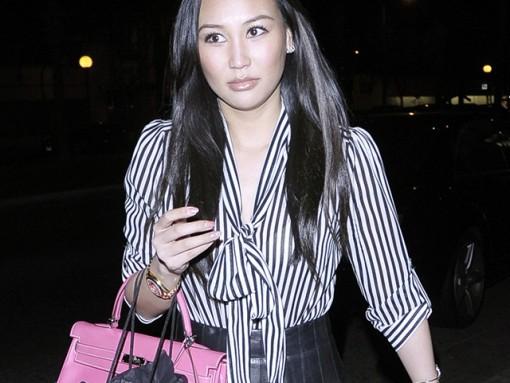 Dorothy Wong Hermes Kelly Bag