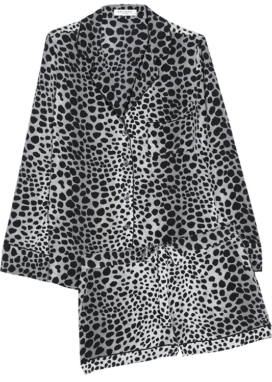 Equipment Lillian Washed Silk Pajama Set