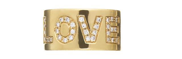 Jennifer Fisher Love Ring
