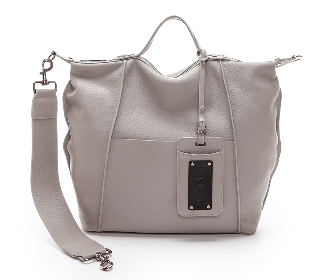 LAMB Brion Satchel