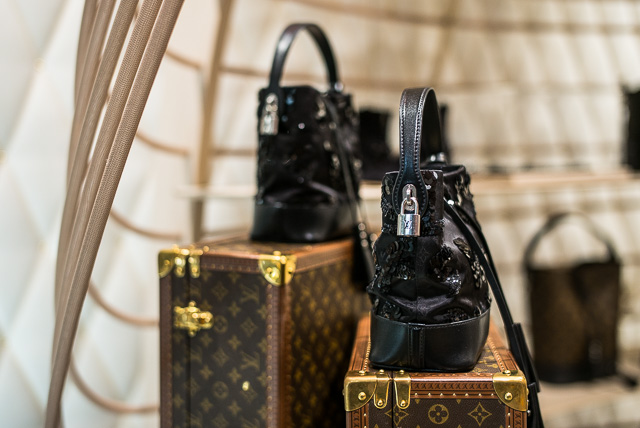Spotlight: Dover Street Market's Louis Vuitton Store (1)