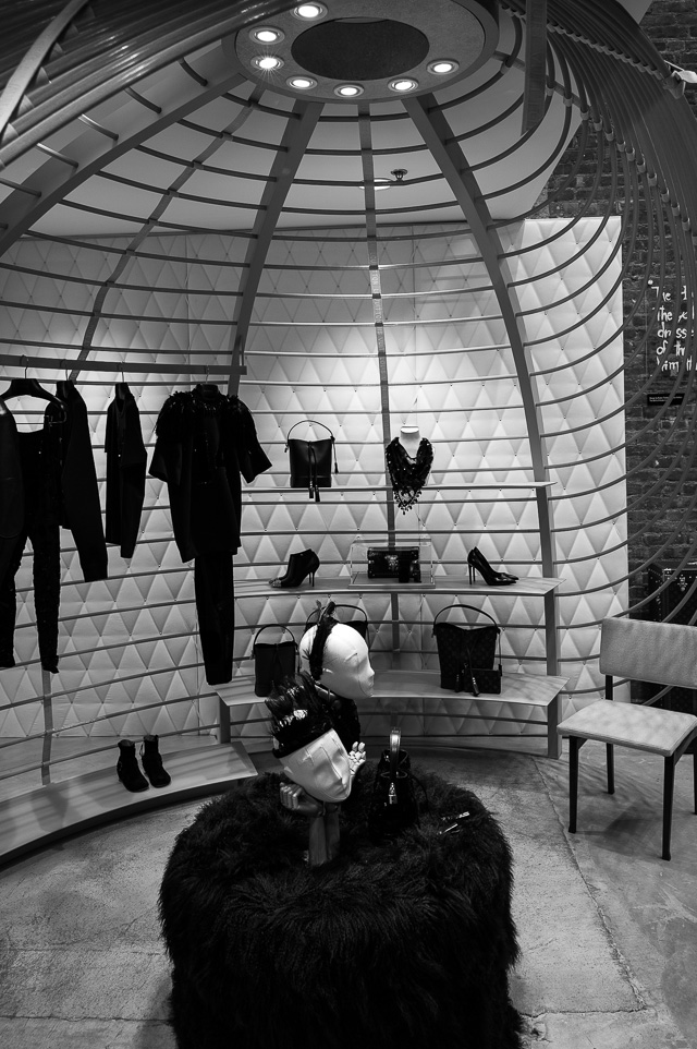 Spotlight: Dover Street Market's Louis Vuitton Store (2)