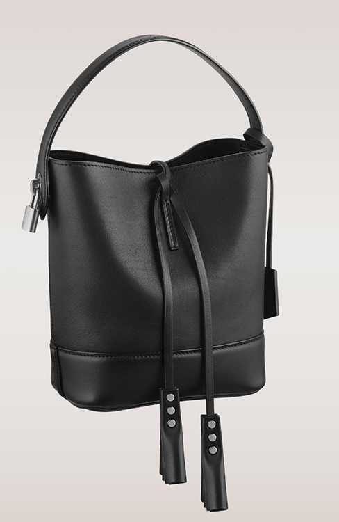 Louis Vuitton NN 14 PM Cuir Nuance Black
