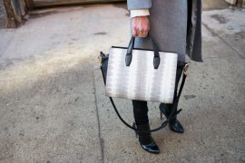 The Best Bags of New York Fashion Week Day 2