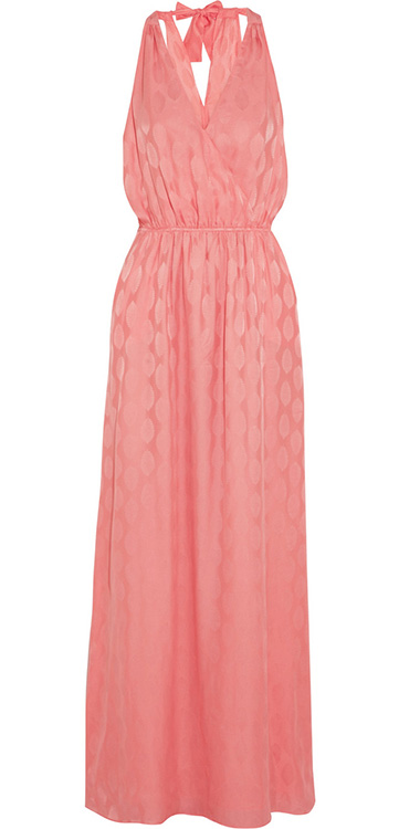 Paul and Joe Arielle Silk Crepe Maxi Dress