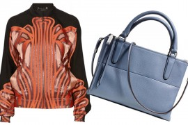 Perfect Pairs Gucci Jacket Coach Bag