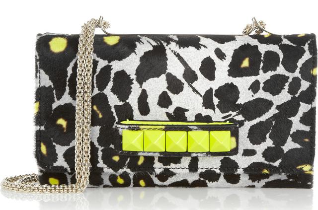 Valentino Leopard VaVaVoom Bag