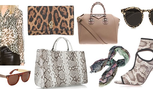 Want It Wednesday Animal Print