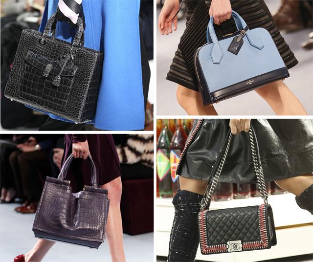 Best Bags Paris Fashion Week Fall 2014
