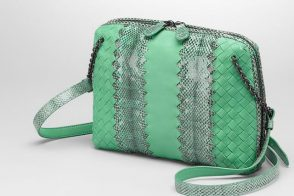 Latest Obsession: Bottega Veneta Intrecciato Nappa Ayers Handbags