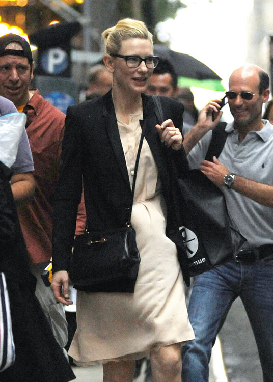 Cate Blanchett Jason Wu Daphne Bag