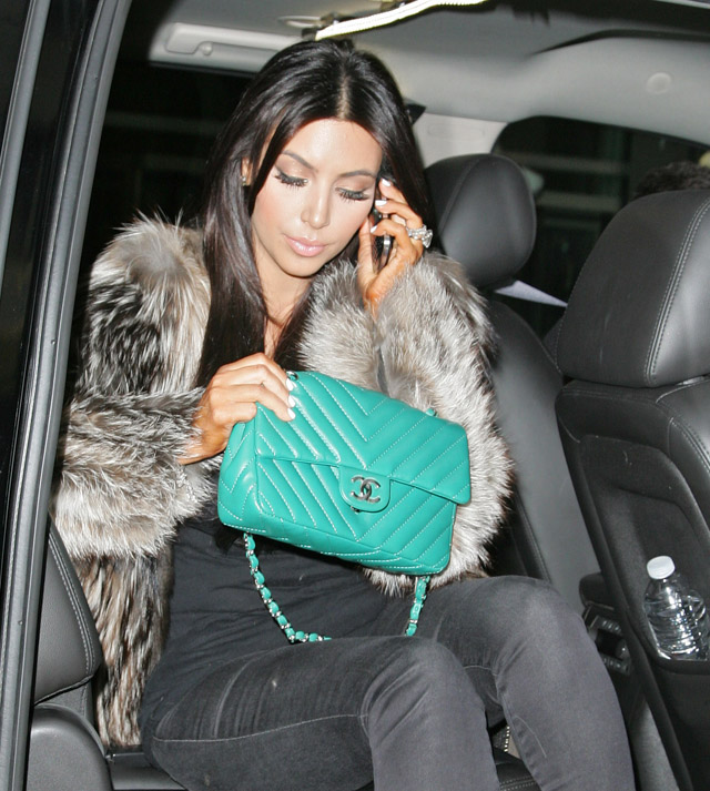 Celebrities and Their Chanel Bags-12