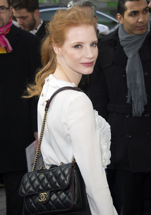 Celebrities and Their Chanel Bags-42