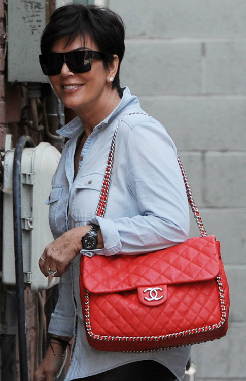 Celebrities and Their Chanel Bags-47