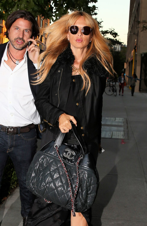 Celebrities and Their Chanel Bags-63