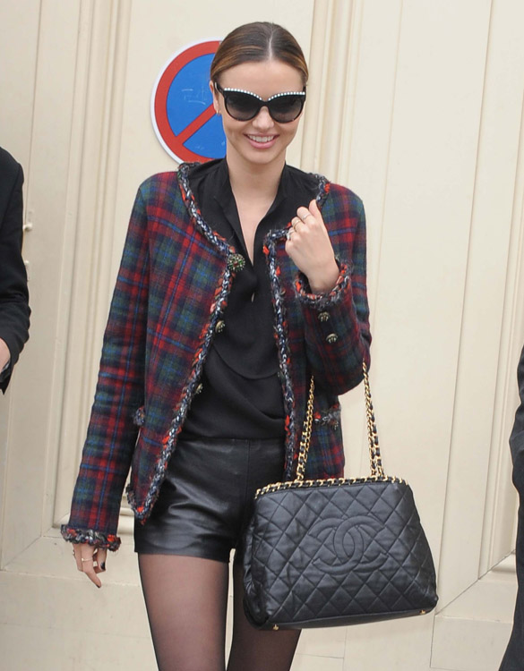 Celebrities and Their Chanel Bags-68