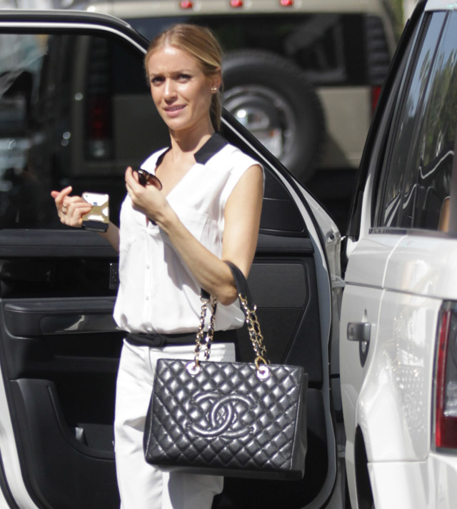 Celebrities and Their Chanel Bags-72