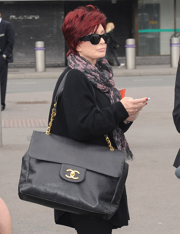 Celebrities and Their Chanel Bags-73