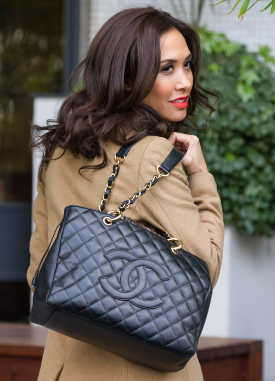 Celebrities and Their Chanel Bags-93