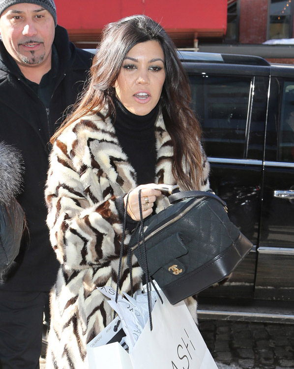 Celebrities and Their Chanel Bags-94