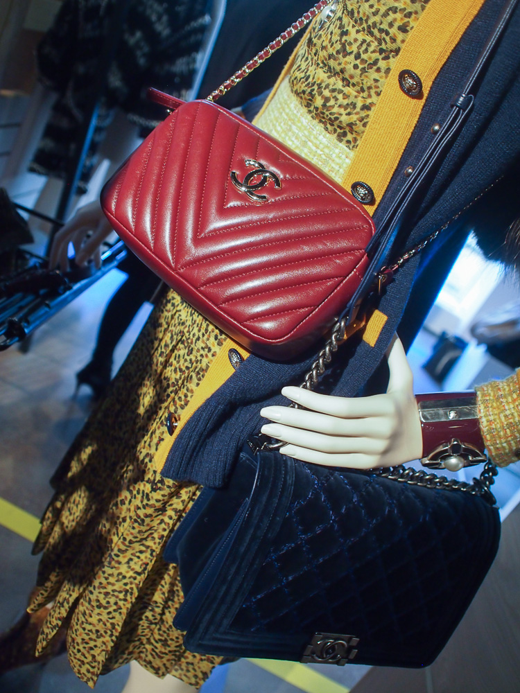 Chanel Bags and Accessories for Fall 2014 (1)