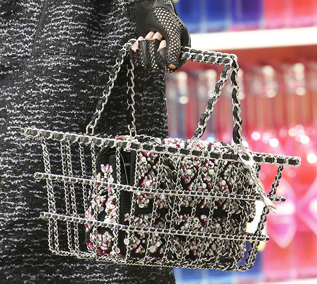 Chanel Fall 2014 Handbags 12