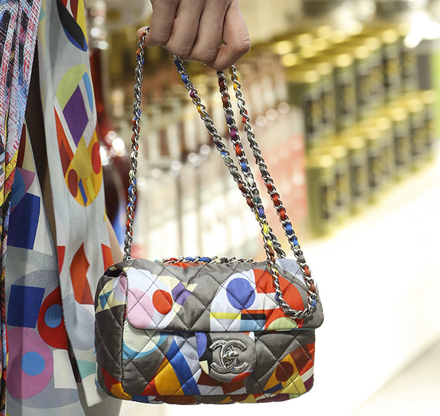 Chanel Fall 2014 Handbags 22