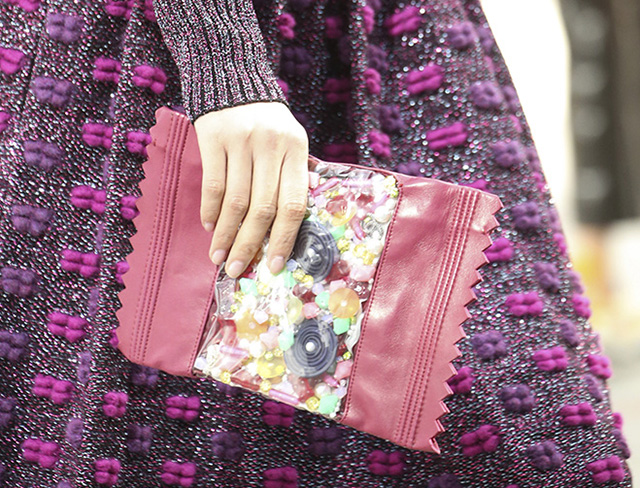 Chanel Fall 2014 Handbags 25