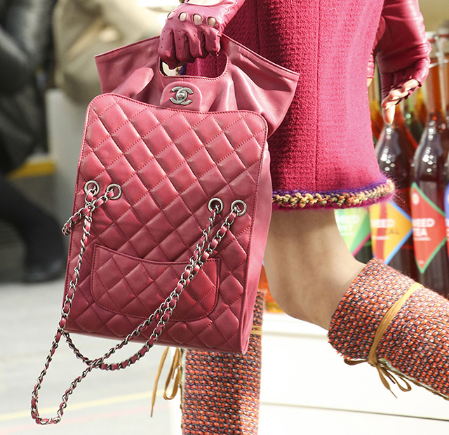 Chanel Fall 2014 Handbags 31