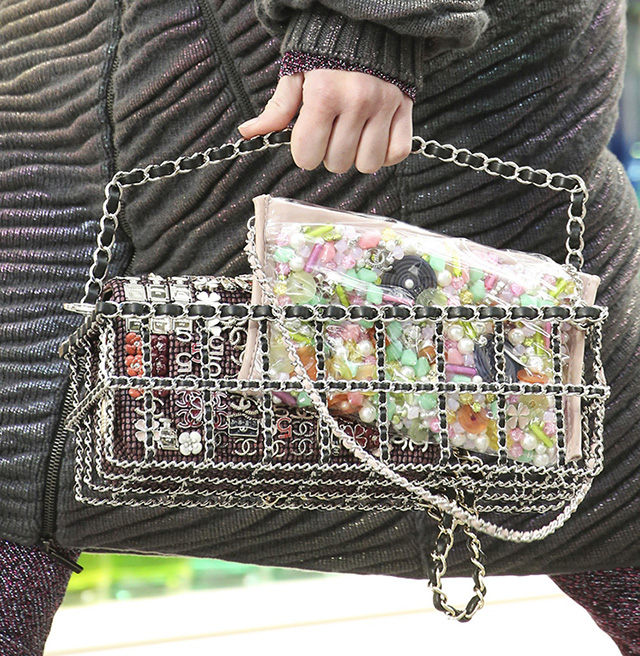 Chanel Fall 2014 Handbags 36