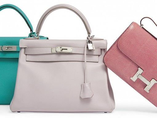 Christies Spring Luxury Accessories Auction