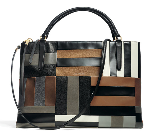 Coach Patchwork Borough Bag
