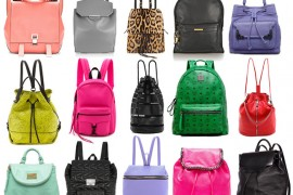 23 Best Bets from Spring's Bumper Crop of Designer Backpacks