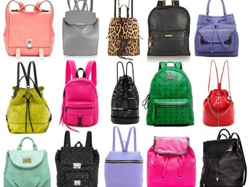 Designer Backpacks Spring 2014 2