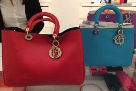 Dior Diorissimo Bags