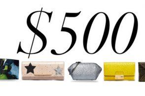 5 Under $500: Clutches