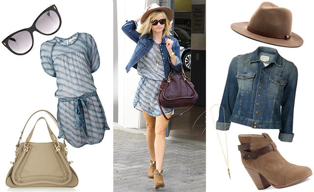 Get The Look Reese Witherspoon Chloe Paraty