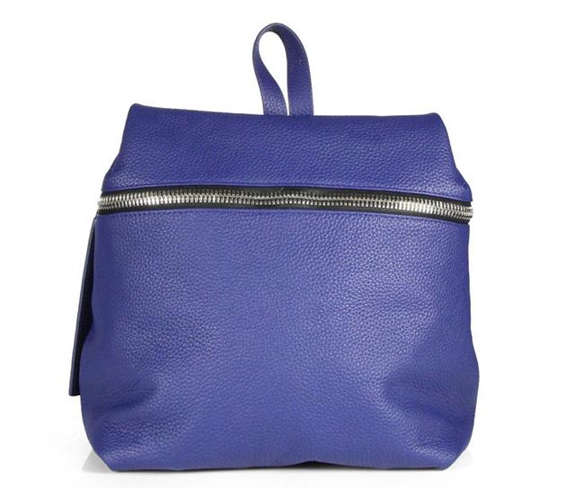 KARA Small Zip Backpack
